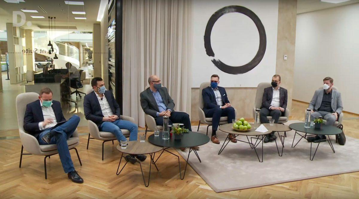 Live Webcast & panelová diskuse - Bank ID – možnosti využití pro nebankovní subjekty